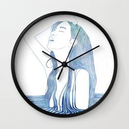 Erato Wall Clock