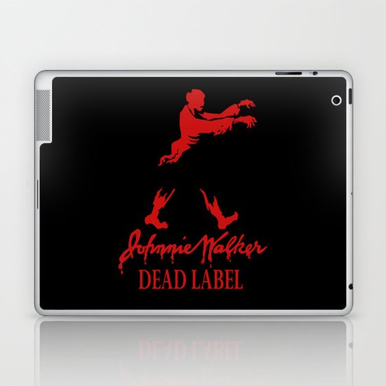 Johnny Walker Dead Label Laptop & iPad Skin