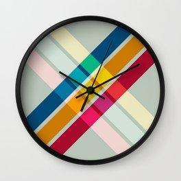 Adrenaline X Wall Clock