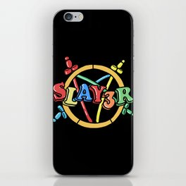 Slayer—For Kids! iPhone Skin