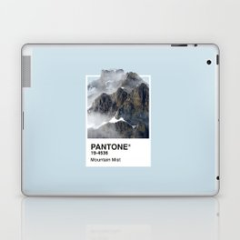 Pantone Series – Mountain Mist Laptop & iPad Skin