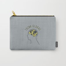 Think Global Carry-All Pouch