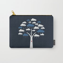 Cloud Tree Carry-All Pouch
