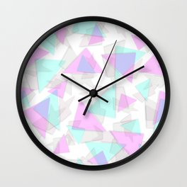 Simple Complications Wall Clock