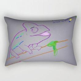 Ah Caray! Rectangular Pillow