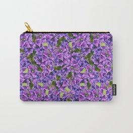 Hydrangeas Unending Carry-All Pouch