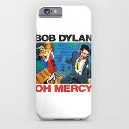 bob young dylan mercy iPhone Case