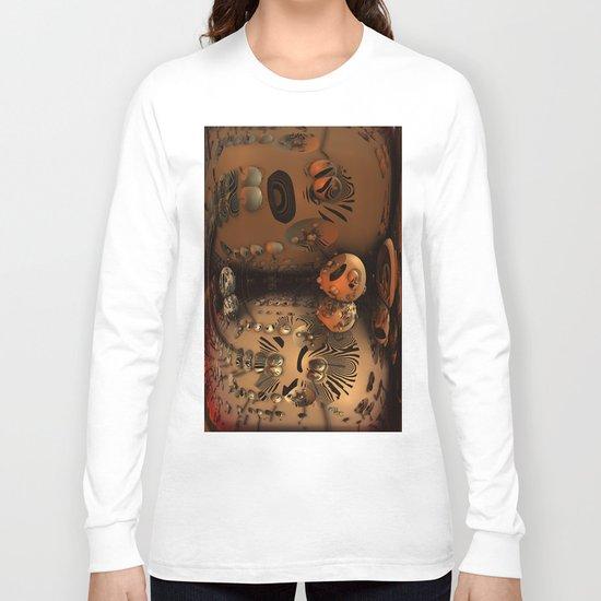 Zebra Barnacles Long Sleeve T-shirt