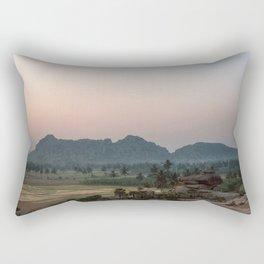 Hear The Birds Chant Rectangular Pillow