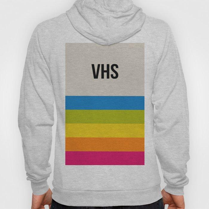 VHS Retro Box Hoody