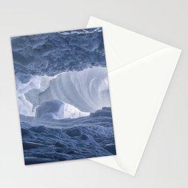 Matanuska Glacier Stationery Cards