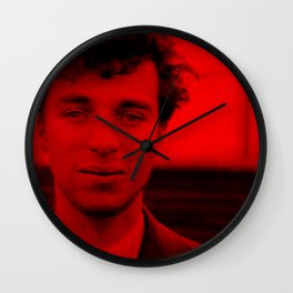Charlie Chaplin - Celebrity (Photographic Art) Wall Clock