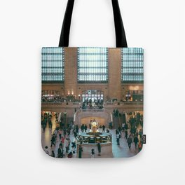 The Amazing Grand Central Station II Tote Bag