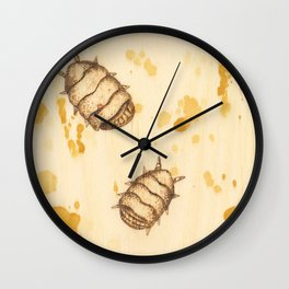 Palmettos Wall Clock