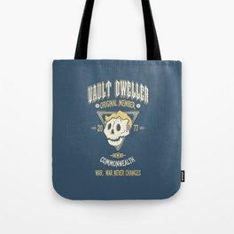 Vault Dweller Tote Bag