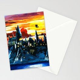 A Magic School Stationery Cards