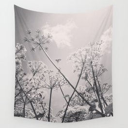 Cow Parsley Wall Tapestry