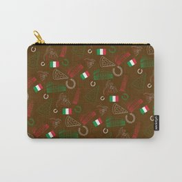 Italian pattern Carry-All Pouch