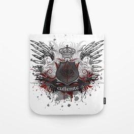 Cullenite Crest  Tote Bag