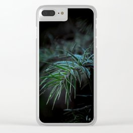 Shiver II Clear iPhone Case