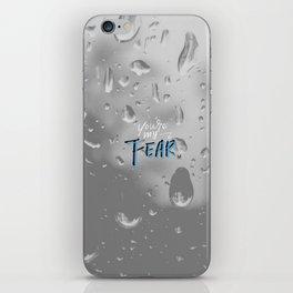BTS - Love Yourself tear iPhone Skin