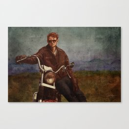 1971 Canvas Print