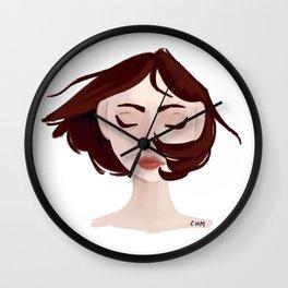 Katya Wall Clock