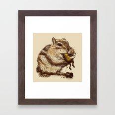 Occupational Hazard  Framed Art Print