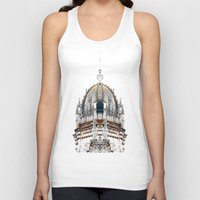 portugal Tank Tops featuring  Jeronimos Monastery, Lisbon, Portugal  by Philippe Gerber