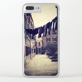 Burano Clear iPhone Case