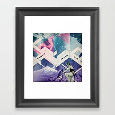 psazio Framed Art Print