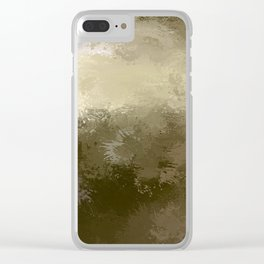 Natural Expressions 1 Clear iPhone Case