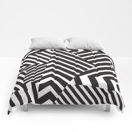 Pattern - Camo - Dazzle Comforters