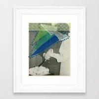 studio killers Framed Art Prints featuring Cake Killers by Naomi Vona