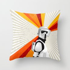 Clone Throw Pillow