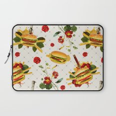 cheeseburger in gangstas paradise Laptop Sleeve