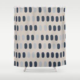 I have spots Shower Curtain