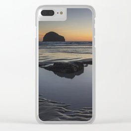 Worth Waiting For Clear iPhone Case