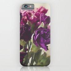 Carnations Slim Case iPhone 6s