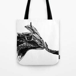 daytona dragon Tote Bag