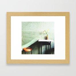 simple things Framed Art Print