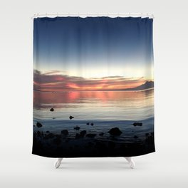 End of Day 2 Shower Curtain