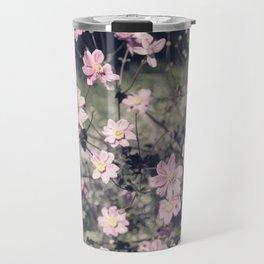 pretty faded in pink Travel Mug