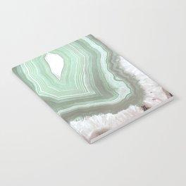 Light Water Agate Notebook