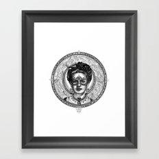 FRIDA SAVAGGE. Framed Art Print
