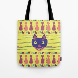 Madcat Excited Tote Bag