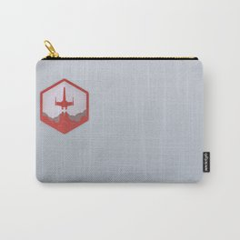 Rebel Alliance  X Wing Crimson Emblem Carry-All Pouch