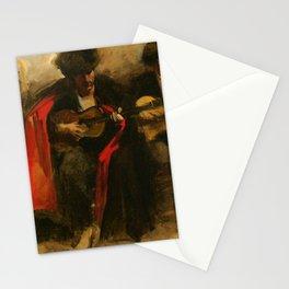 """John Singer Sargent """"Study for Seated Musicians for El Jaleo"""" Stationery Cards"""