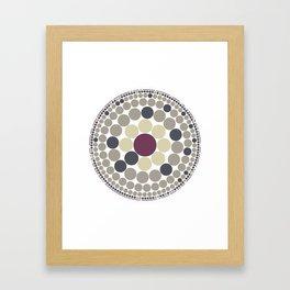 Original Cycle - Scando Framed Art Print