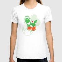 yoshi T-shirts featuring Yoshi by Amanda Blauser